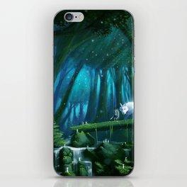 Mononoke iPhone Skin
