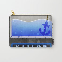 Wanted Sailor Poster Carry-All Pouch