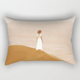 Endless Dunes Rectangular Pillow
