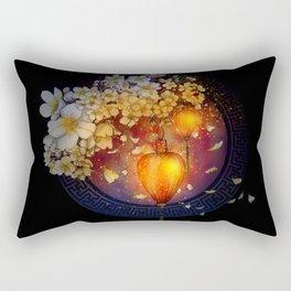 Sweet  simplicity Rectangular Pillow