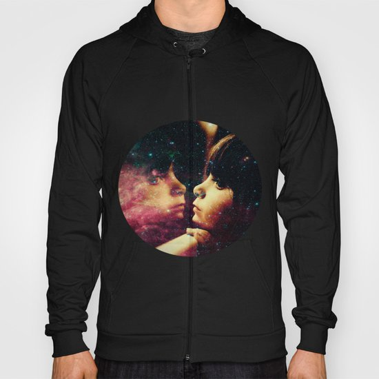 Face in the Space Hoody