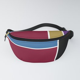 Abstract #419 Fanny Pack