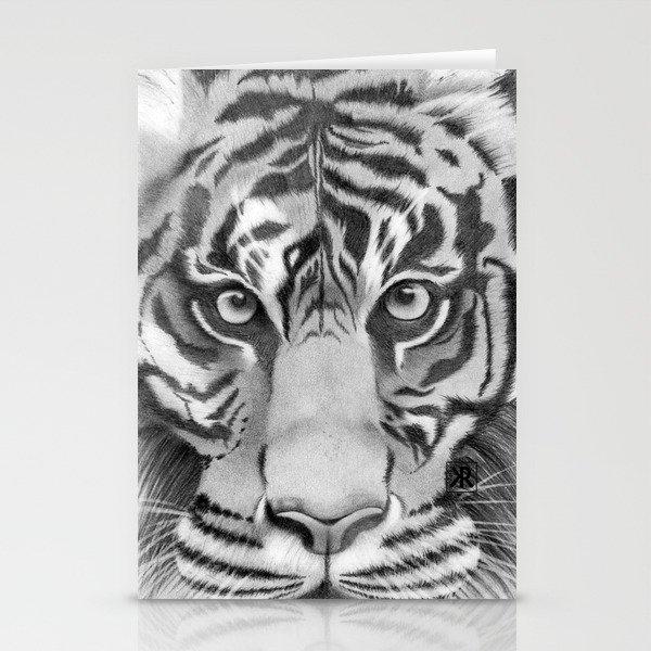 SDCC Tiger Stationery Cards