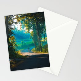 Sunrise in Bali Stationery Cards