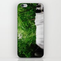 tennessee iPhone & iPod Skins featuring Tennessee Summer by Thomas Graglia