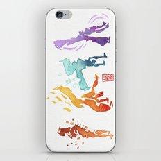 Capoeira...vatar ^_^ 263 iPhone & iPod Skin