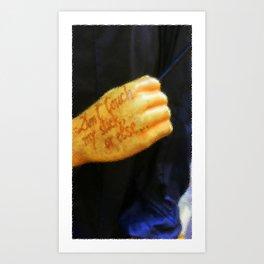 Kuhl's Kit Kat Klub: The Band Leader Art Print