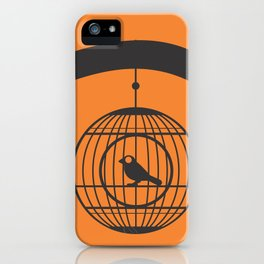 tweet at day iPhone Case