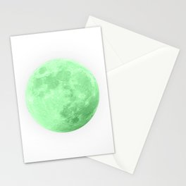 LIME MOON Stationery Cards
