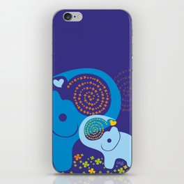 Child of good Fortune iPhone Skin