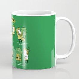Kirk Fu Coffee Mug