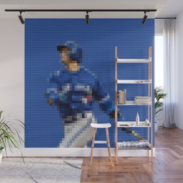 BlueJays - Legobricks Wall Mural