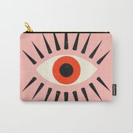 Red Eye Carry-All Pouch