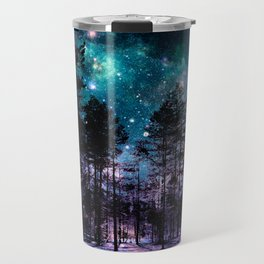 One Magical Night... teal & purple Travel Mug