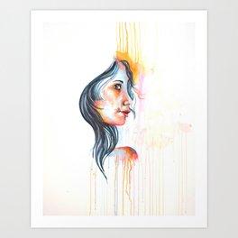 I can see you Art Print