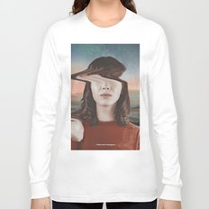 Please don't disappear Long Sleeve T-shirt