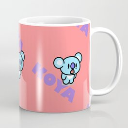 BTS RM BT21 Koya Coffee Mug