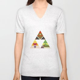 The Legend of Zelda: Legend of the Triforce Unisex V-Neck