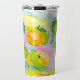 Fruits 4 Travel Mug