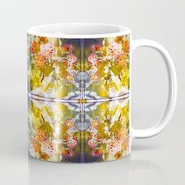 Marigold Photographic Pattern #1 Coffee Mug