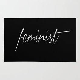 Feminist Rug