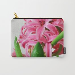 Pink hyacinth III Carry-All Pouch