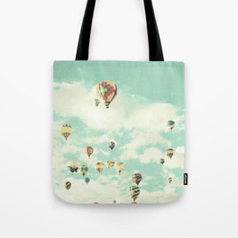 210 to Yuma in its way Tote Bag