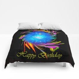 Zodiac sign Cancer  Happy Birthday Comforters