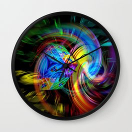 Abstrac perfekton 87 Wall Clock