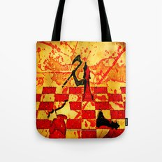 The Red Queen - 040 Tote Bag