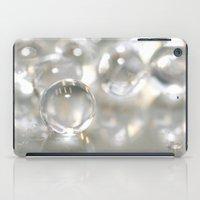 bubbles iPad Cases featuring Bubbles by Anne Seltmann
