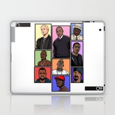 HipHop Legends Laptop & iPad Skin