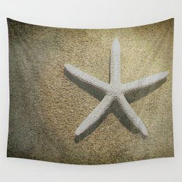 Vintage Hawaii Beach 04 Wall Tapestry