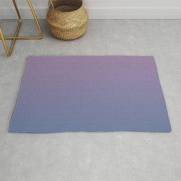 Gradient Dawn Pink Purple Blue Rug