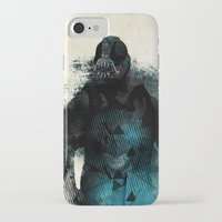 bane iPhone & iPod Cases featuring Abstract BANE by DesignLawrence