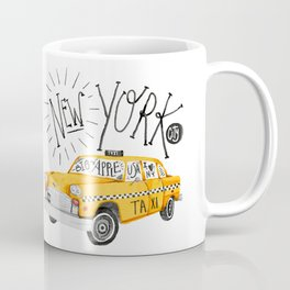 Hello New York City! Coffee Mug