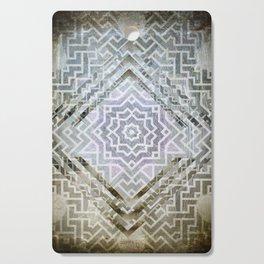 Pattern Kaleidoscope 1 Cutting Board