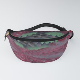 Balldome 2 Burst Bent Fanny Pack