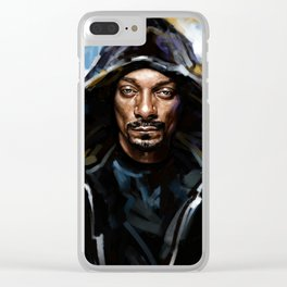 Snoop Clear iPhone Case