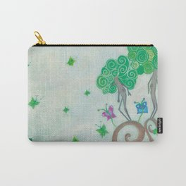 Tree Surrealism Carry-All Pouch