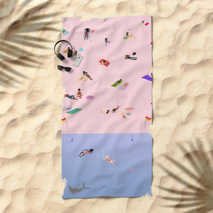 Coogee Beach Beach Towel