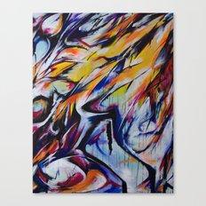 gaiden Canvas Print