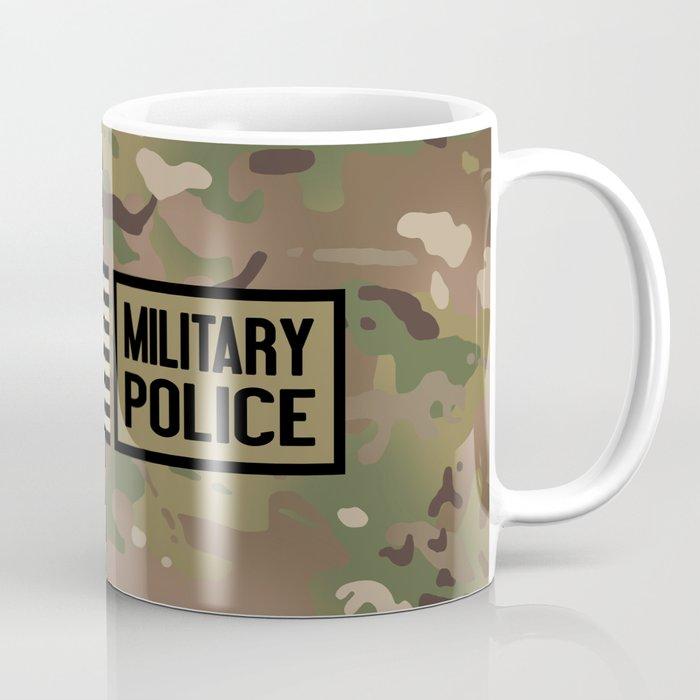 Military Police (Camo) Coffee Mug