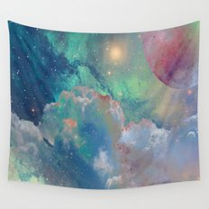 Out There Wall Tapestry