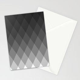 Minimalist triangles Stationery Cards