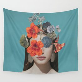 Hidden Beauty 3 Wall Tapestry