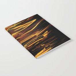 NASA Retro Space Travel Poster #12 - Titan Notebook