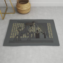 At the Entrance Rug