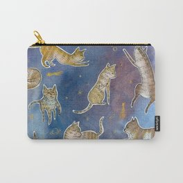 Space Kitties  Carry-All Pouch