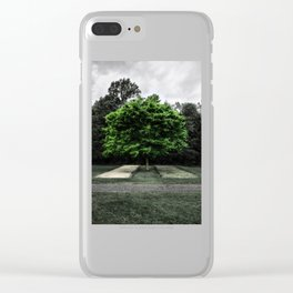 Couldn't Stand to be Alone Without You Clear iPhone Case
